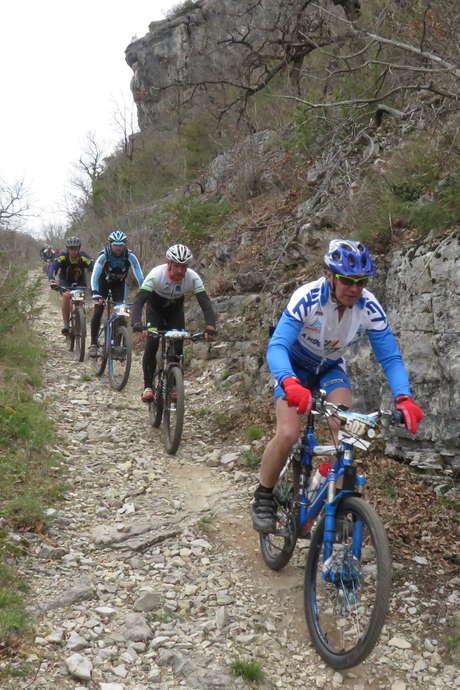 ANNULE- 24 ème Edition Brive-Rocamadour VTT + Les Sentiers de Rocamadour (Randonnées pédestres)