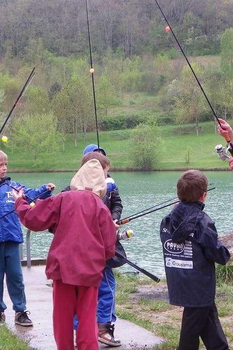 Atelier Pêche Nature Enfants à Frayssinet-le-Gélat