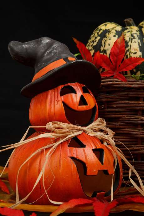 Les Ateliers des Vacances d'Automne du Pôle Numérique : Atelier Enfants Halloween