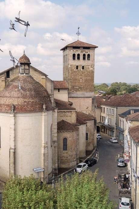 """Visite guidée """"Cœur de Saint-Sever"""""""