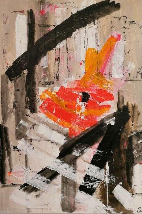 Exposition de sculptures d'Isabel & peintures de Boué Dubergé