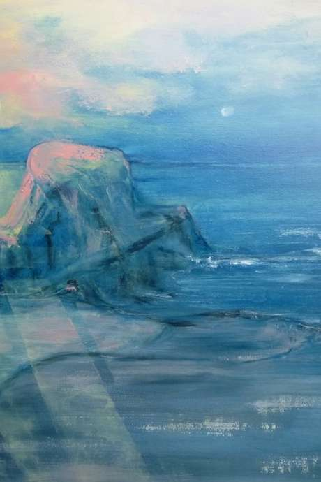 Exposition de Claudine Fasan - Peinture