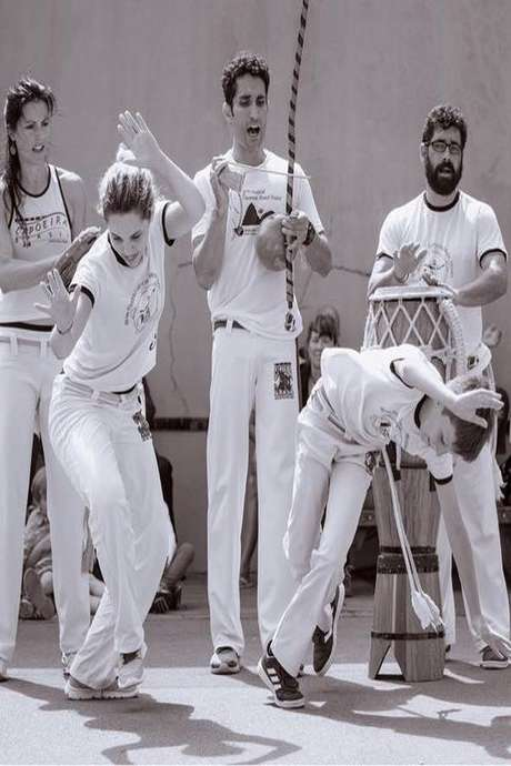 Capoeira - Stage d'hiver