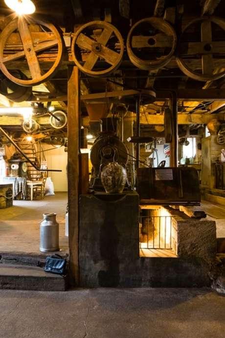 Journée du Patrimoine : Moulin de la Veyssière