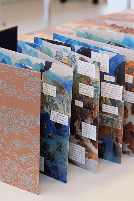 Exposition Les Quatre Détours de Song Jiang