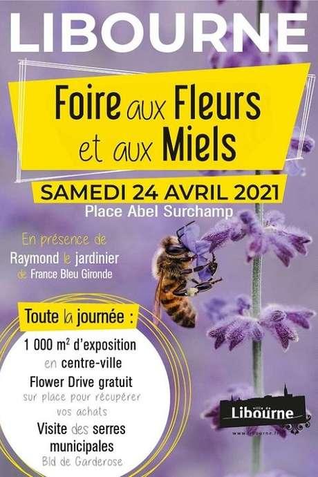 Foire aux fleurs et aux miels