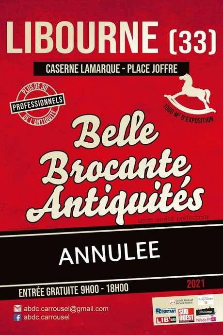 ANNULÉE - Belle Brocante Antiquités