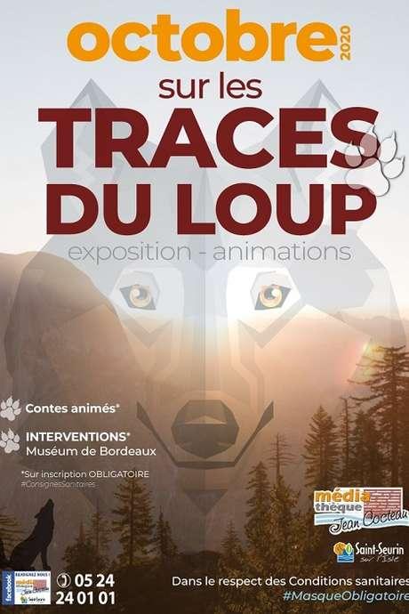 Sur les traces du loup - exposition et animations