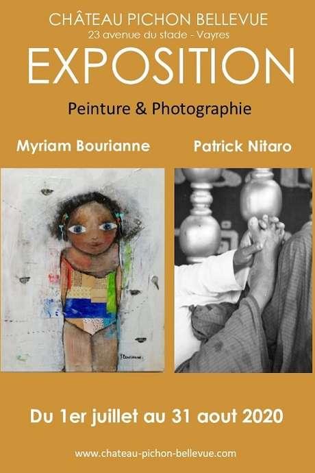 Exposition peinture & photographie