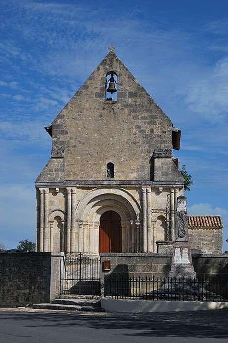 Journées du Patrimoine : visite de l'église de Gours