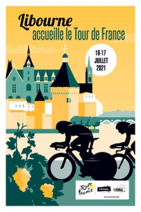 Tour de France 2021 : Libourne retenue comme ville-étape
