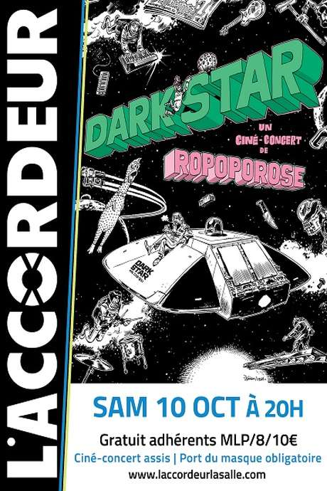 DARK STAR PAR ROPOPOROSE
