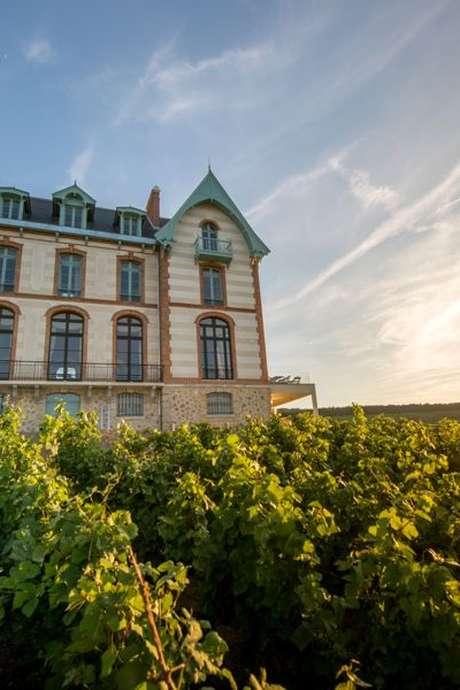 Champagne Day au Château de Sacy