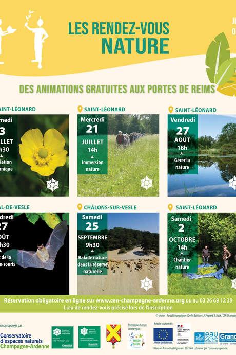 Balade nature aux Sablières - Réserve Naturelle Régionales Des Marais et Sablières