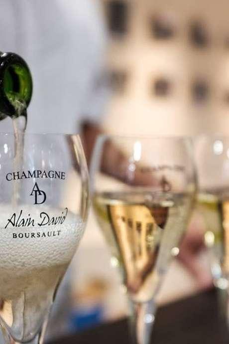 Caves ouvertes - Champagne Alain DAVID