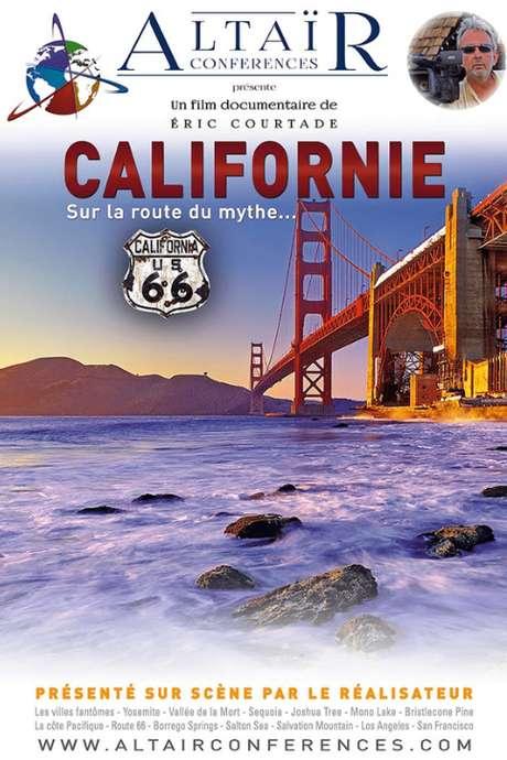 Ciné Conférence Exploration Voyage - La Californie à Reims
