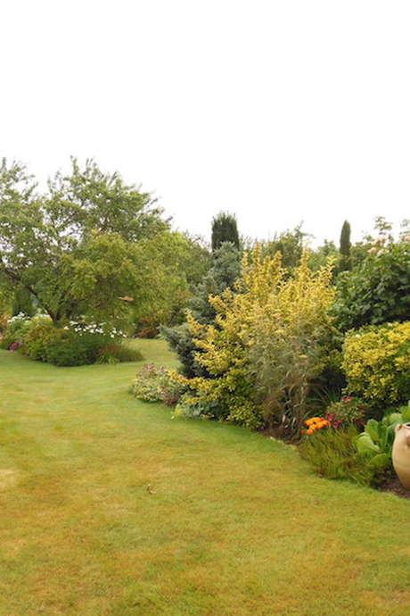 Portes ouvertes dans les jardins : chez M. et Mme Claude et Yvette LAURENT