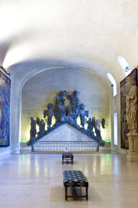 Visites virtuelles du Palais du Tau à 360°