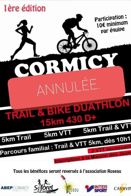 Trail & Bike Duathlon - ANNULE -