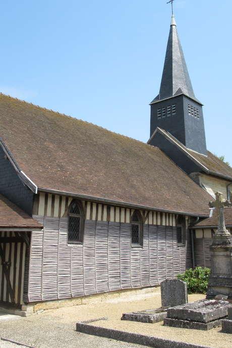 Visite de l'église L'Assomption-de-la-Vierge
