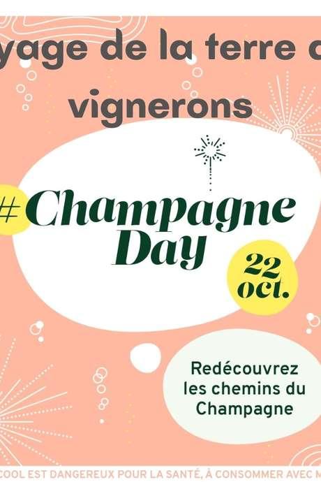 Champagne Day : Voyage de la terre aux vignerons