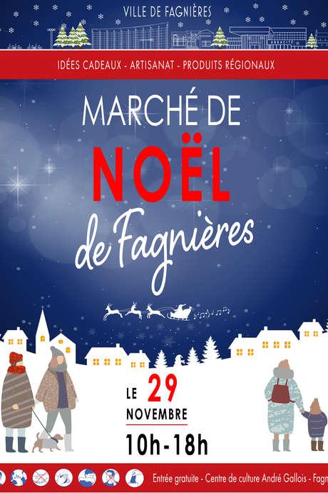 Marché de Noël à Fagnières - Annulé