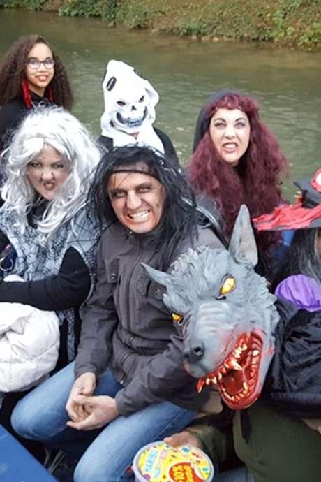 Balade en barque Halloween ! - Annulé