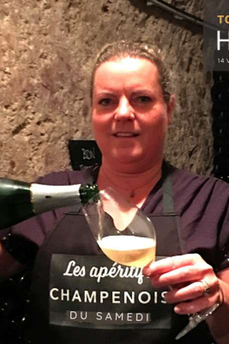 Apéritif champenois du samedi 23/10/21 - Champagne H. Billiot & Fils
