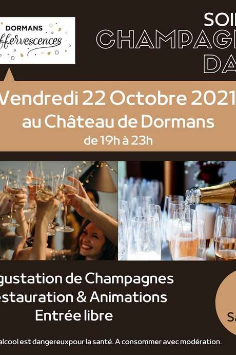 Soirée Champagne Day !