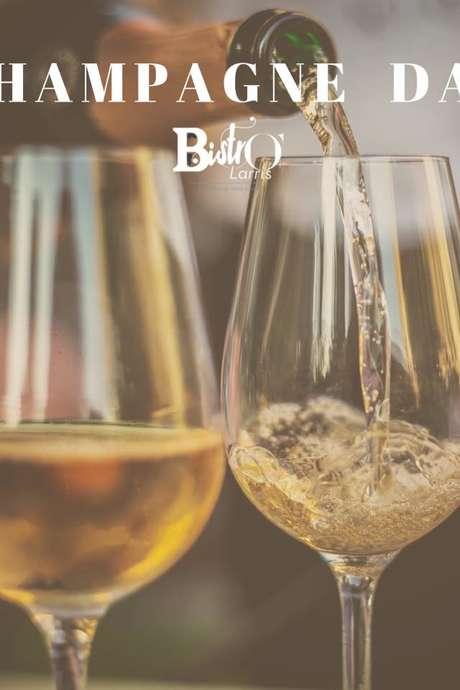 Champagne Day au Bistro'Larris
