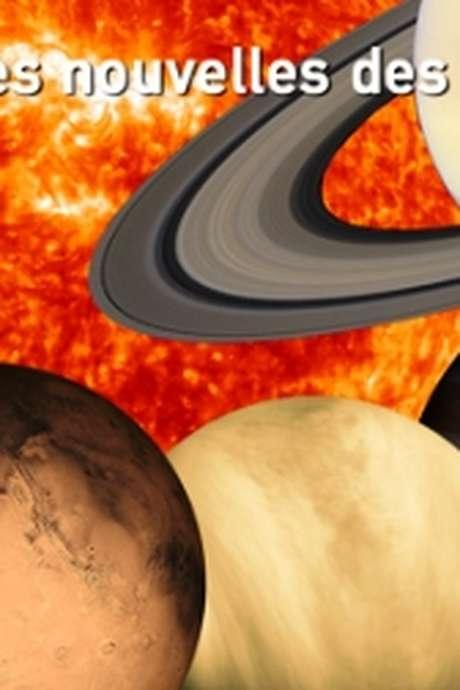 Planétarium : Dernières nouvelles des planètes