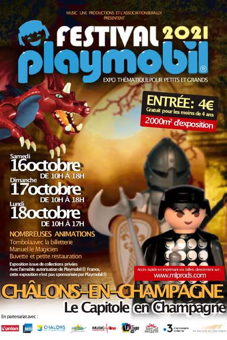 Festival Playmobil - Reporté
