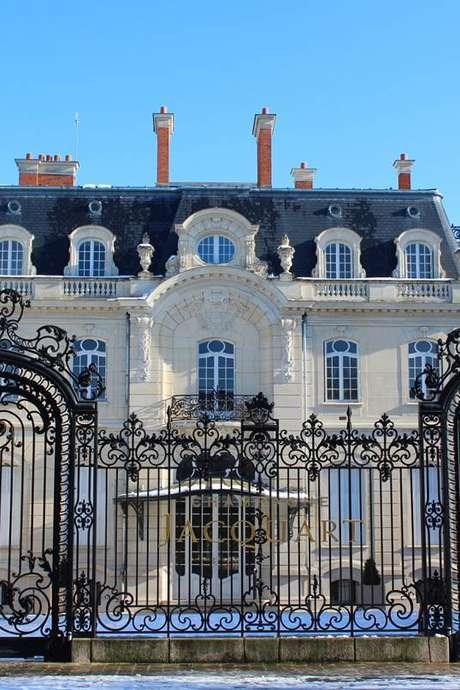 Journées du patrimoine : CHAMPAGNE JACQUART Hôtel de Brimont