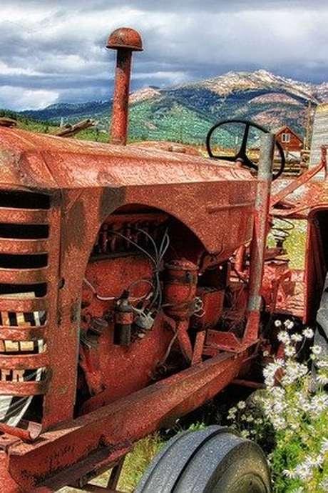 Journée Rétro Tracteurs