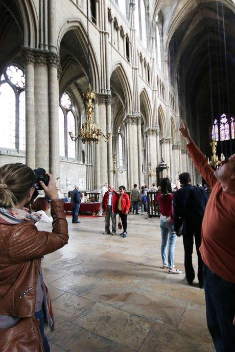 La cathédrale Notre-Dame - visite en anglais