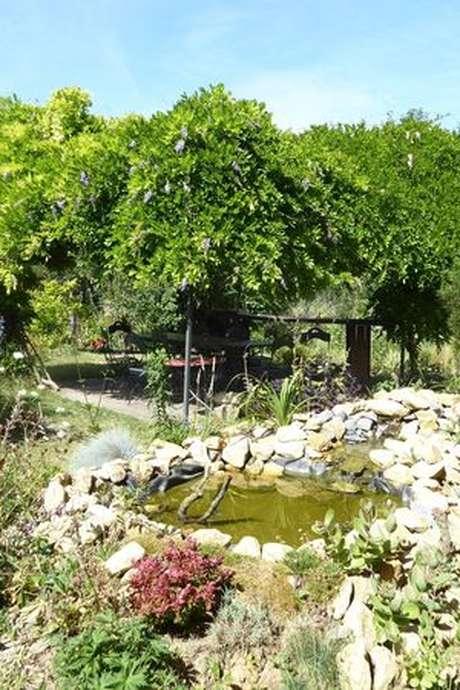 Portes ouvertes dans les Jardins : Jardin de l'Atelier d'Hélène