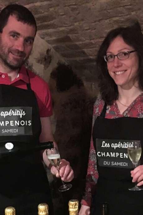 Apéritif champenois du samedi - Champagne Alfred Tritant