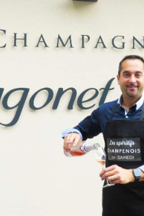 Apéritif champenois du samedi - Champagne Dagonet