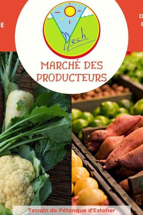 MARCHES DE PRODUCTEURS LOCAUX