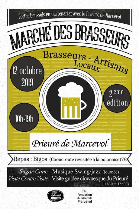 MARCHE DES BRASSEURS ARTISANAUX