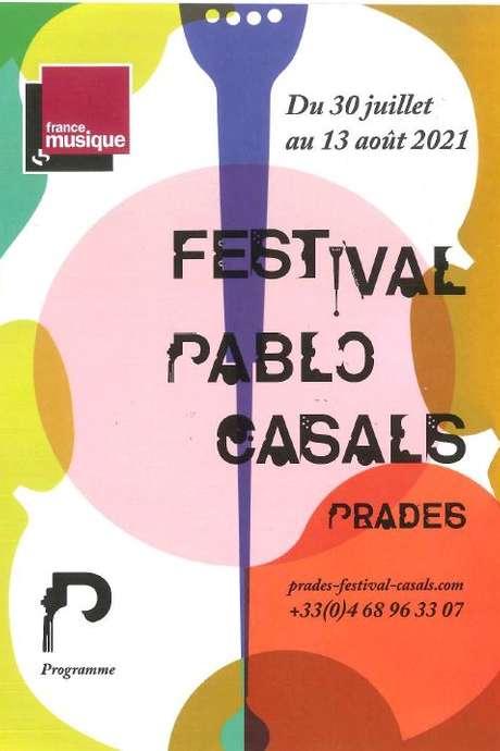"""FESTIVAL PABLO CASALS- """"QUATUOR MODIGLIANI """""""