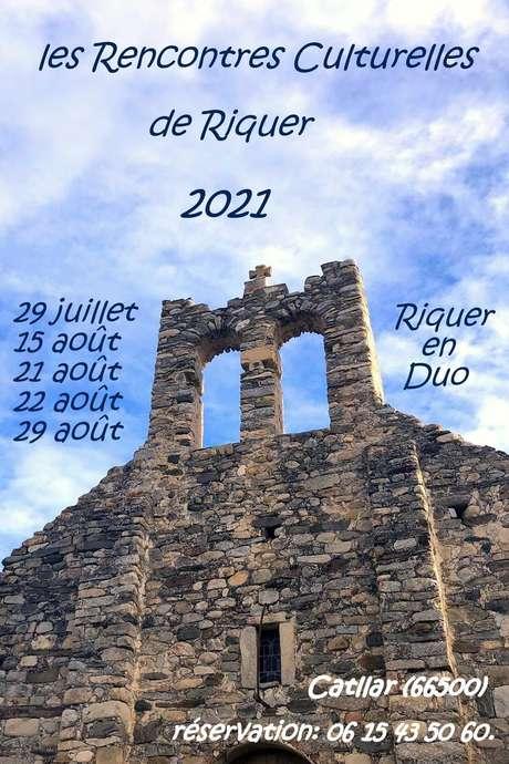 LES 24ÈME RENCONTRES CULTURELLES DE RIQUER