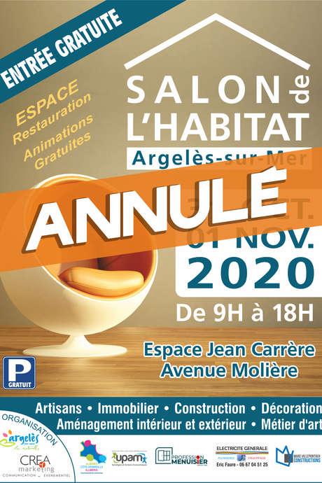 SALON DE L'HABITAT - ANNULÉ !