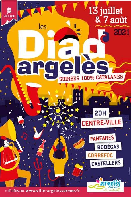 DIAD'ARGELES / ANNULÉ