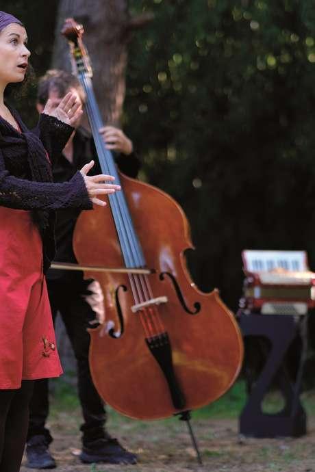SOIRÉE CONTES : ESTELLE CANTALA / FUREURS DE ZMEI, MERVEILLES DE ZÂNE