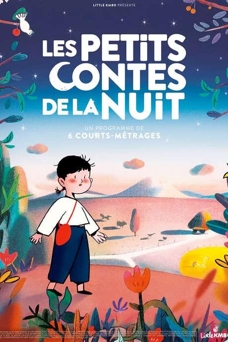CINEMA DES ENFANTS : LES PETITS CONTES DE LA NUIT