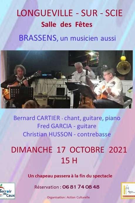 Concert : Brassens, un musicien aussi !