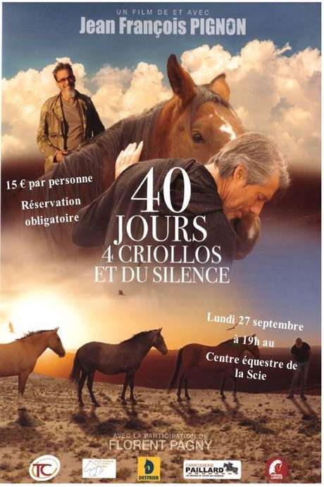 Spectacle équestre : Jean-François Pignon et ses chevaux en liberté