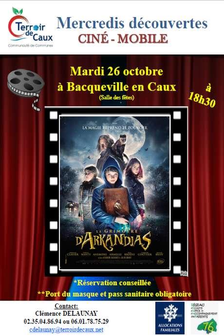 Ciné mobile : Le Grimoire d'Arkandias