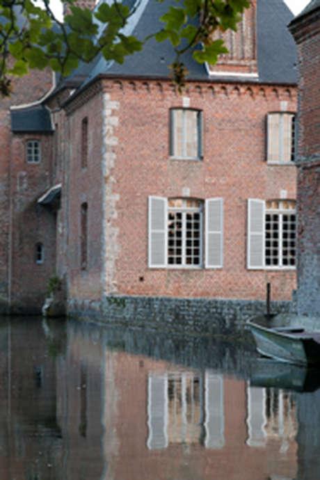 Concours photo dans les jardins du Château de la Couture